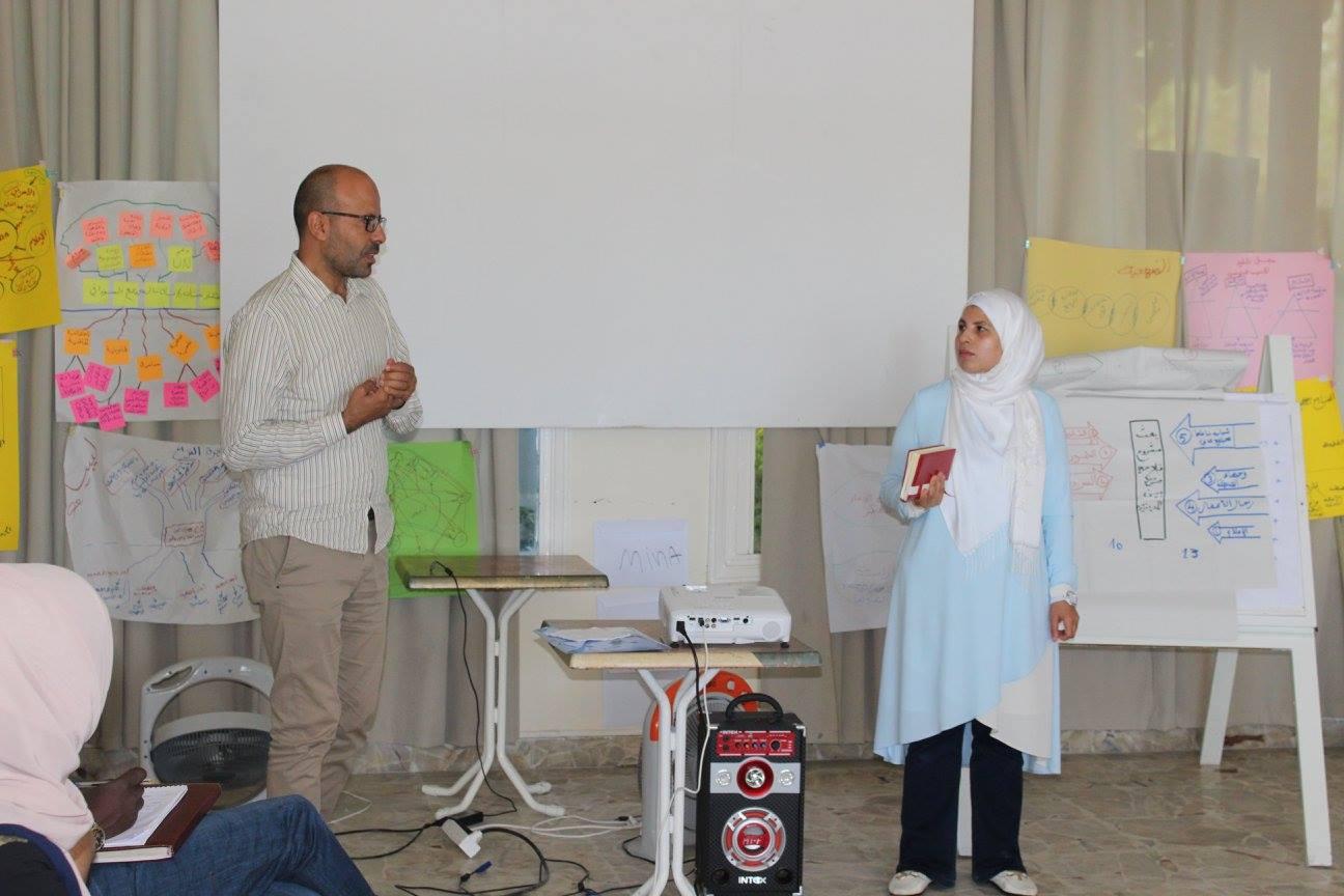 Tanaghom school 2017 – Tunisia